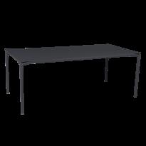 TABLE CALVI Carbone de FERMOB