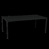 TABLE CALVI Réglisse de FERMOB