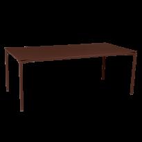 TABLE CALVI Rouille de FERMOB