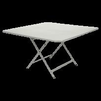 TABLE PLIANTE CARACTÈRE, Gris argile de FERMOB