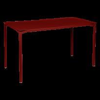 TABLE HAUTE CALVI Piment de FERMOB