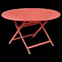 TABLE RONDE CARACTÈRE, Capucine de FERMOB