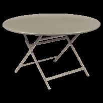TABLE RONDE CARACTÈRE, Muscade de FERMOB