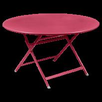 TABLE RONDE CARACTÈRE, Rose praline de FERMOB
