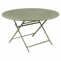 TABLE RONDE CARACTÈRE, Tilleul de FERMOB