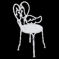 CHAISE ANGE, Blanc coton de FERMOB