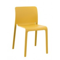 Chaise FIRST de MAGIS, Moutarde