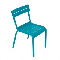 CHAISE LUXEMBOURG KID, 24 couleurs de FERMOB