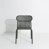 Chaise WEEK-END de Petite Friture, Vert Bouteille