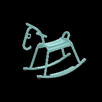 Cheval à bascule ADADA de Fermob, Bleu lagune