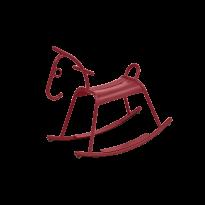 Cheval à bascule ADADA de Fermob, Piment