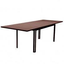 TABLE A ALLONGE COSTA ROUILLE de FERMOB