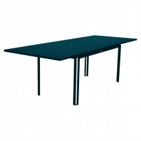 TABLE A ALLONGE COSTA, Bleu acapulco de FERMOB
