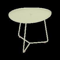 TABLE BASSE COCOTTE tilleul, de FERMOB