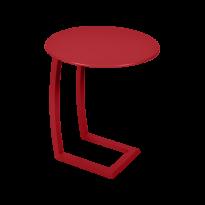 TABLE BASSE DÉPORTÉE ALIZÉ, Coquelicot de FERMOB