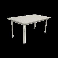 TABLE 160 X 80 COSTA Gris argile de FERMOB