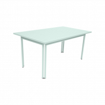 TABLE 160 X 80 COSTA menthe glaciale de FERMOB