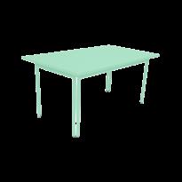 TABLE 160 X 80 COSTA Vert opaline de FERMOB