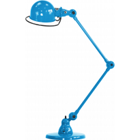 LAMPE A POSER LOFT D6440 DE JIELDÉ, BLEU CLAIR