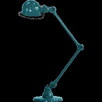 LAMPE A POSER LOFT D6440 DE JIELDÉ, BLEU OCÉAN