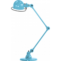 LAMPE A POSER LOFT D6440 DE JIELDÉ, BLEU PASTEL