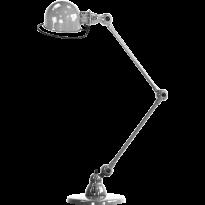 LAMPE A POSER LOFT D6440 DE JIELDÉ, CHROME