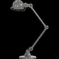 LAMPE A POSER LOFT D6440 DE JIELDÉ, GRIS SOURIS