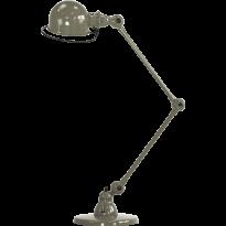 LAMPE A POSER LOFT D6440 DE JIELDÉ, KAKI GRIS