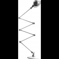 LAMPADAIRE LOFT D9406 DE JIELDÉ, CHROME
