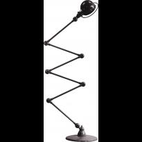 LAMPADAIRE LOFT D9406 DE JIELDÉ, NOIR