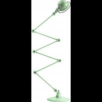 LAMPADAIRE LOFT D9406 DE JIELDÉ, VERT D