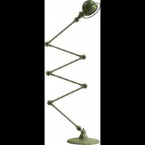 LAMPADAIRE LOFT D9406 DE JIELDÉ, VERT OLIVE