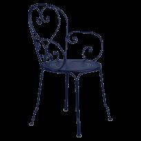 FAUTEUIL 1900, Bleu abysse de FERMOB