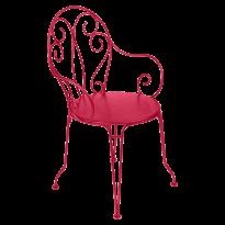 FAUTEUIL MONTMARTRE ROSE PRALINE de FERMOB