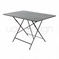 TABLE PLIANTE BISTRO 117 X 77CM RÉGLISSE de FERMOB