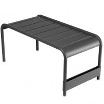 GRANDE TABLE BASSE LUXEMBOURG, Carbone de FERMOB