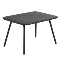 TABLE LUXEMBOURG KID, Carbone de FERMOB