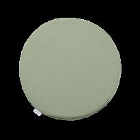 Galette assise LES BASICS pour chaise de Fermob, Vert amande