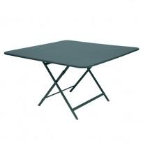 TABLE PLIANTE CARACTERE GRIS ORAGE de FERMOB