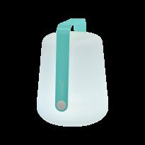 Grande lampe BALAD de Fermob, Bleu lagune