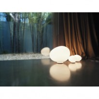 LAMPE A POSER GREGG, 3 tailles de FOSCARINI