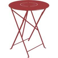 TABLE FLOREAL 60CM PIMENT de FERMOB