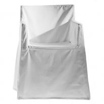 HOUSSE POUR FAUTEUIL TOY, Coton blanc de DRIADE