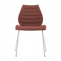 CHAISE MAUI SOFT, Marron de KARTELL