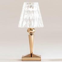 LAMPE A POSER BATTERY DE KARTELL, OR