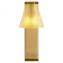 LAMPE A POSER LIGHT AIR DE KARTELL, AMBRE