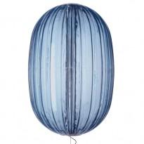 LAMPE A POSER PLASS MEDIA, Bleu de FOSCARINI