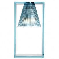 LAMPE A POSER LIGHT AIR DE KARTELL, BLEU