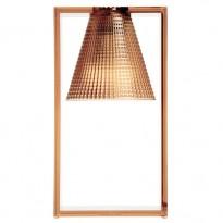 LAMPE A POSER LIGHT AIR DE KARTELL, ROSE