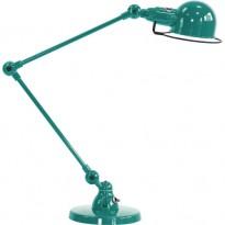 LAMPE DE BUREAU SIGNAL SI333 DE JIELDÉ, BLEU D
